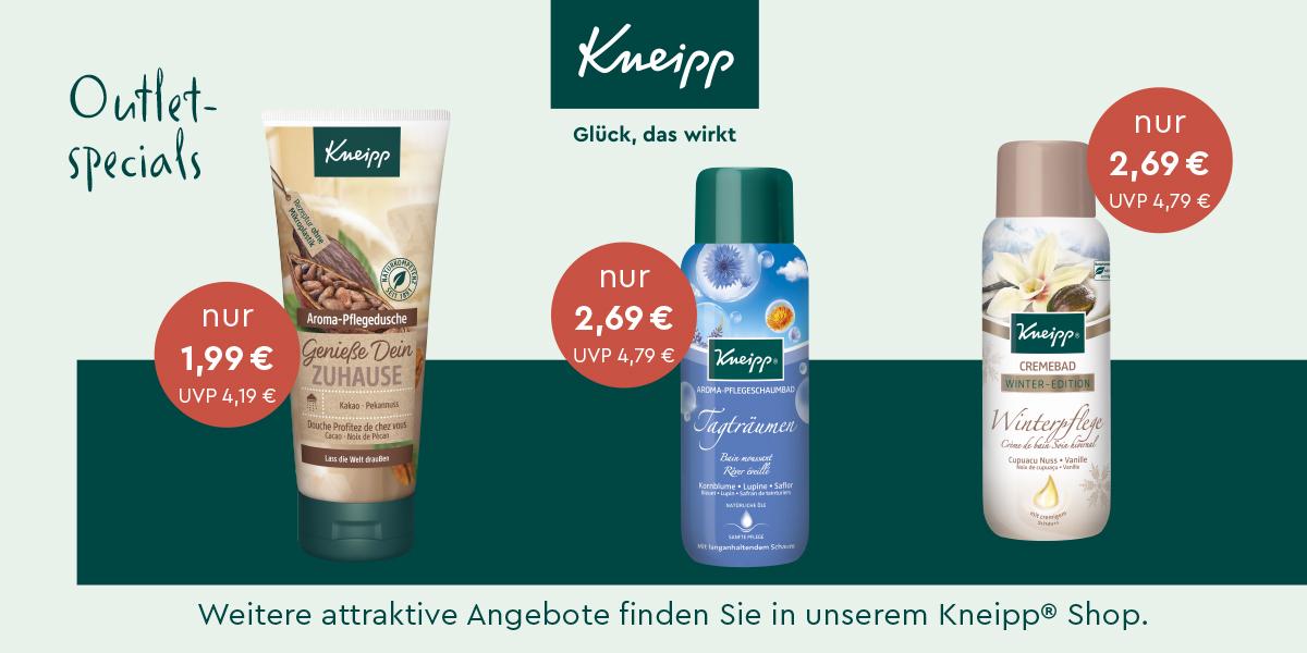 Kneipp Specials